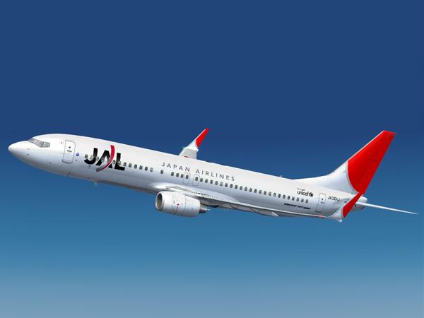 JAL JA301J